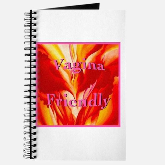 Vagina Friendly Journal