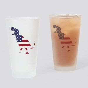 Tyrannosaurus (United States) Drinking Glass