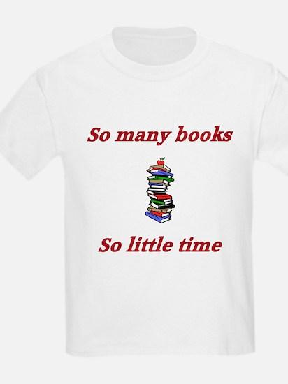 Librarian Kids T-Shirt