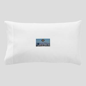 Las Vegas Police Skyline Pillow Case