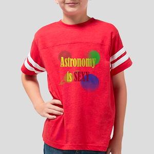 planets Youth Football Shirt