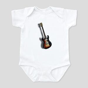 Electric Guitar Infant Bodysuit
