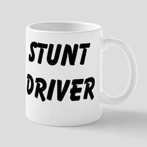Stunt Driver Mug