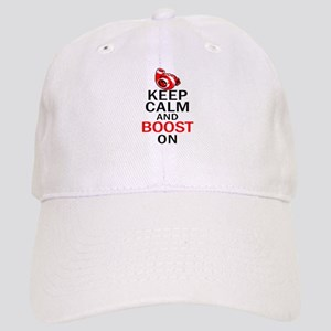 Turbo Boost - Keep Calm Cap