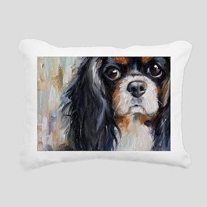 Who Me? Rectangular Canvas Pillow