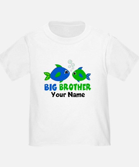 Big Brother Fish T-Shirt