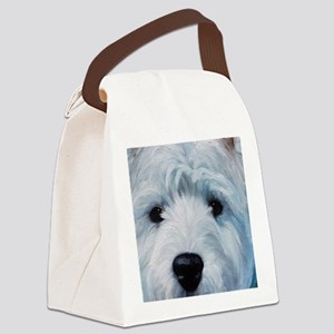Sweetness Canvas Lunch Bag