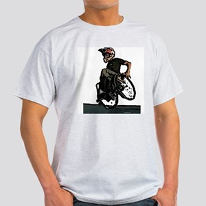 Big Air Ash Grey T-Shirt