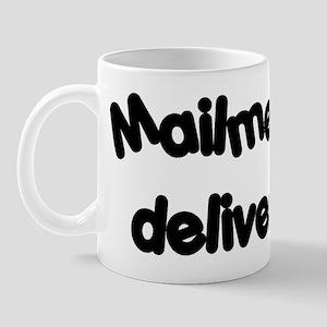 Mailmen deliver Mug