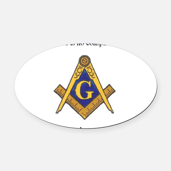 bigcon Oval Car Magnet