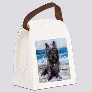 Breezes Canvas Lunch Bag