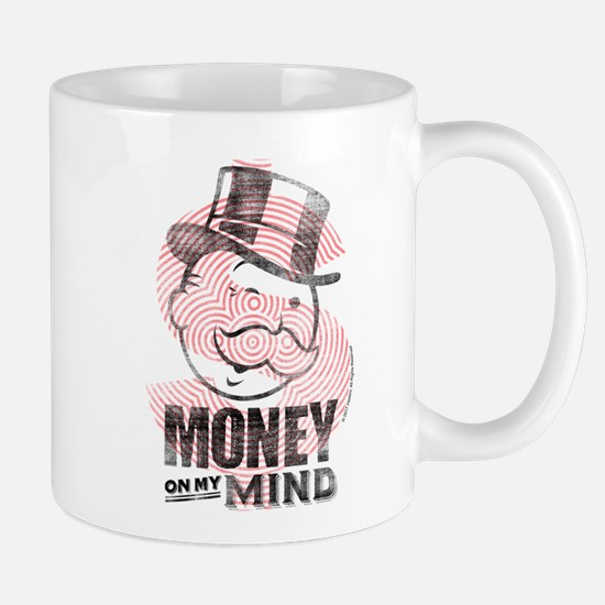 Monopoly Money On My Mind Mugs