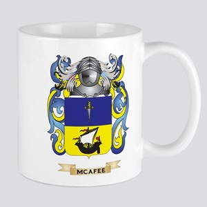 McAfee Coat of Arms - Family Crest Mug