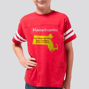 mottoMAclear Youth Football Shirt