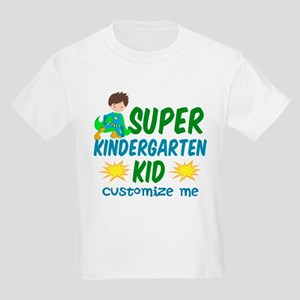 Kindergarten Superhero Kids Light T-Shirt