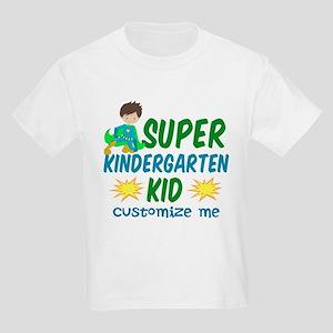 Kindergarten Superhero Kids Light T-Shirt