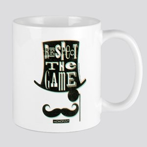 Monopoly Respect The Game Mugs