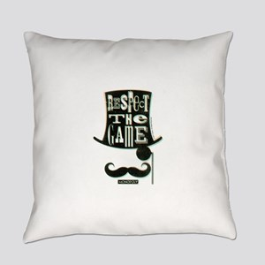 Monopoly Respect The Game Everyday Pillow