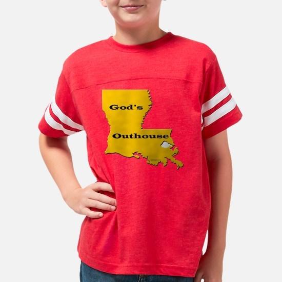 mottoLAclear Youth Football Shirt