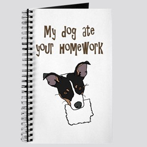 dog ate your homework Journal