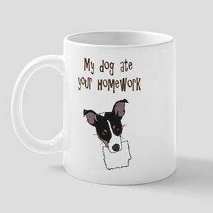 dog ate your homework Mug