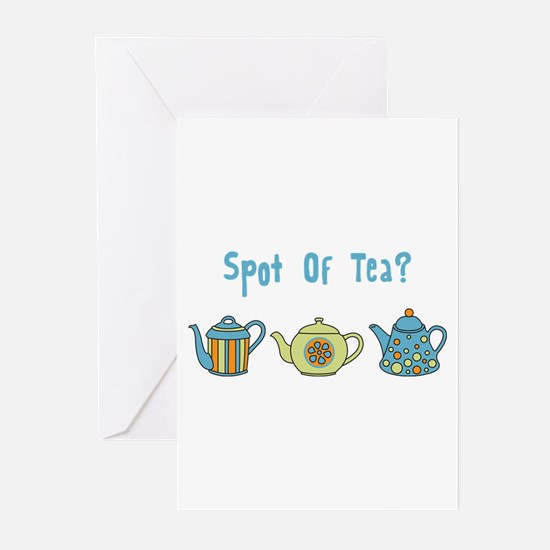 Spot Of Tea Greeting Cards (Pk of 10)