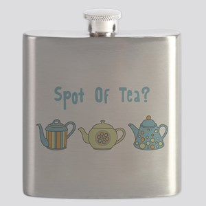 Spot Of Tea Flask