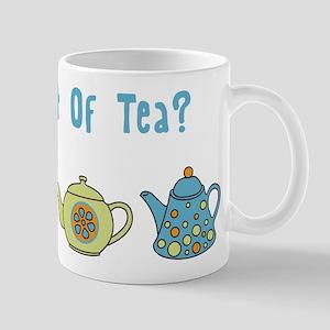 Spot Of Tea Mug