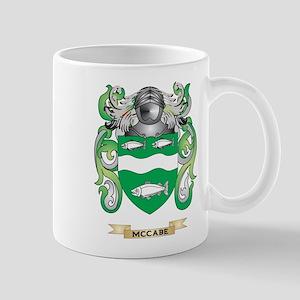McCabe Coat of Arms - Family Crest Mug
