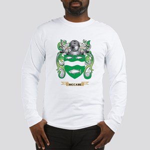McCabe Coat of Arms - Family Crest Long Sleeve T-S