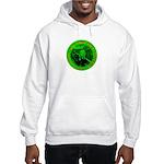 Soylent Green is trans-fats Hooded Sweatshirt
