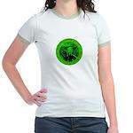 Soylent Green is trans-fats Jr. Ringer T-Shirt