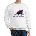 One Bad Mother Trucker Sweatshirt