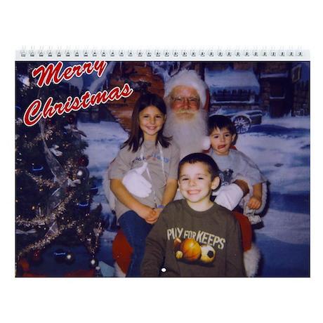 Merry Christmas 2007 Calendar
