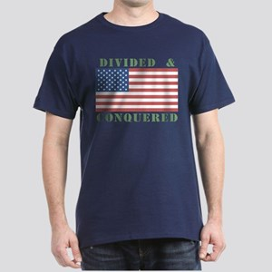 Divided & Conquered Dark T-Shirt