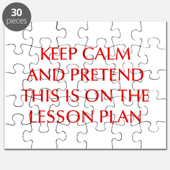 KEEP-CALM-LESSON-PLAN-OPT-RED Puzzle