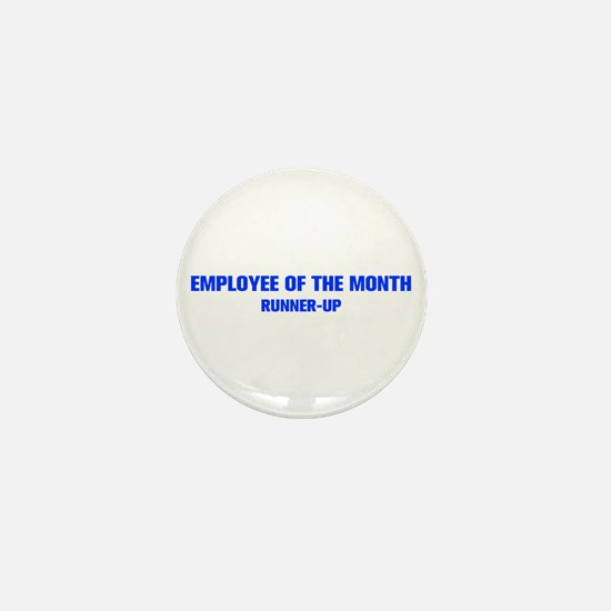 EMPLOYEE-OF-THE-MONTH-AKZ-BLUE Mini Button