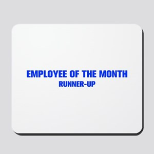 EMPLOYEE-OF-THE-MONTH-AKZ-BLUE Mousepad