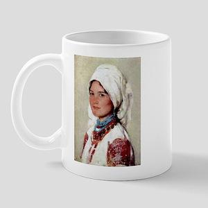 """""""Vintage Romania"""" Mug"""