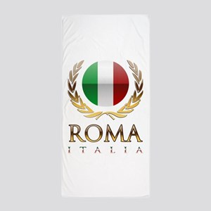 Roman Beach Towel