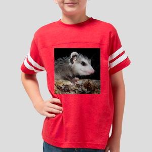 Possum square 5x5 Youth Football Shirt