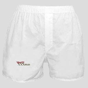 Merry XXXmas Boxer Shorts