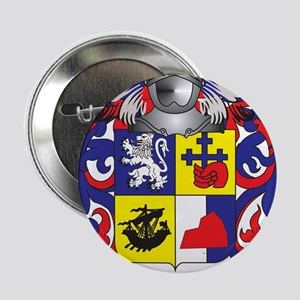 "McConnell Coat of Arms - Family Crest 2.25"" Button"