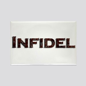 Infidel Rectangle Magnet