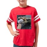 2-chippy 18x18 Youth Football Shirt