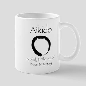 Aikido Peace & Harmony Mug