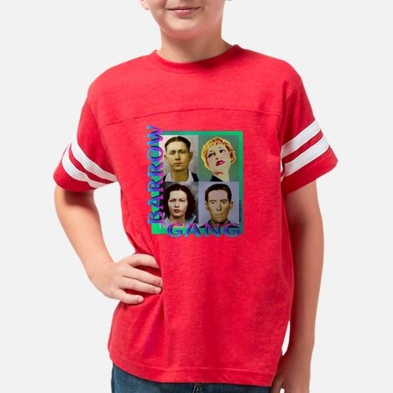 BgangT Youth Football Shirt