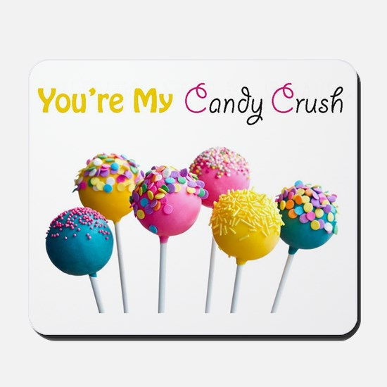 Candy Crush Mousepad