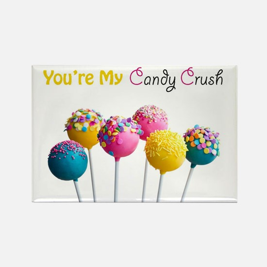 Candy Crush Rectangle Magnet