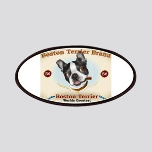 Boston Terrier Patch